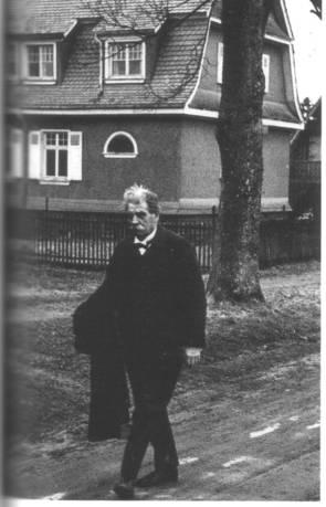 Albert Schweitzer in Königsfeld